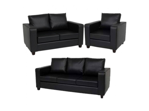 Faux leather and Leather sofa sets - H Tazz furnishing